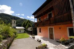 Casa resiana a Coritis (Marco di Lenardo)