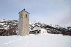 Chiesa di S.Anna in inverno (Daniele Coss)