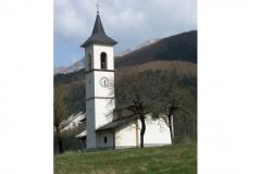 Chiesetta di Coritis (Archivio Parco Prealpi Giulie)
