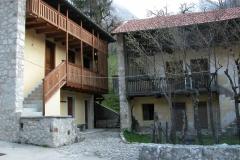 Tipica casa resiana (Archivio Parco Prealpi Giulie)