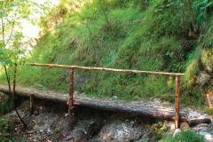 Itinerario San Giorgio - Centrale torrente Resia (Archivio Comunale)