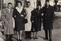 Toni Anita Finanziere Giorgetta e Nino (Archivio Comunale)