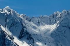 Monte Musi in inverno (Daniele Buttolo)