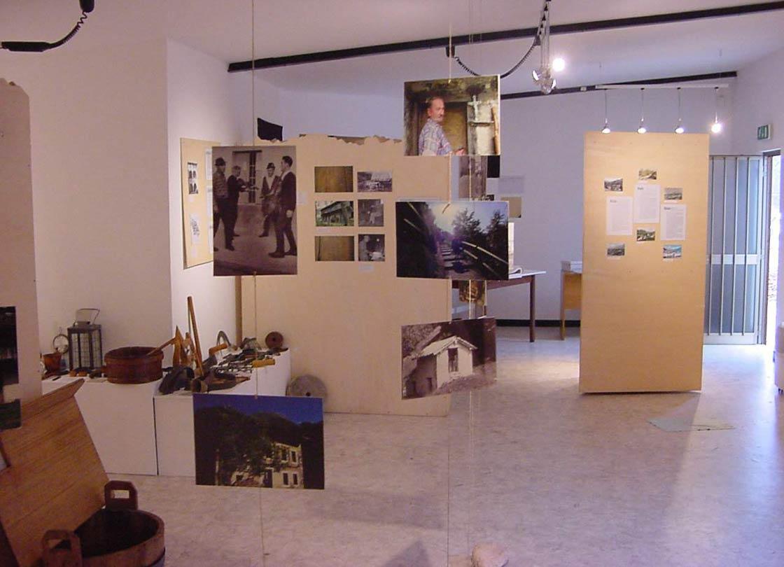 Museo etnografico della gente della val resia val resia for Suite prefabbricata