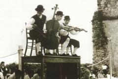 Esibizione a Spilimbergo 1951 (Archivio Vittorio Di Lenardo)