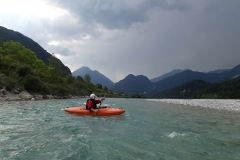 Archivio ALPINaction - Bellyak sul torrente Resia