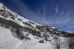 Stavoli Gniviza in inverno (Marco Di Lenardo)