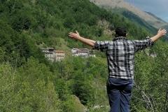 1 - Buttolo Giancarlo,  Uccea:  Ritorno a Uccea a fine quarantena