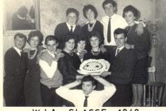 33 - Micelli Anna, San Giorgio: Coscritti classe 1942