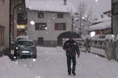 24 – Quaglia Catia, Oseacco: La neve