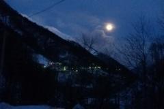 3 - Buttolo Giancarlo, Uccea: Luna piena illumina Uccea