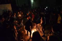 Festeggiamenti in piazza