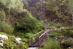 Passaggio su Rio Potok