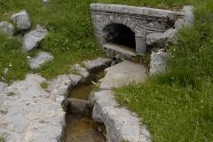 Sorgente d'acqua a Carnizza (Marco di Lenardo)